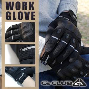手袋 グローブ スマホ対応 リフレクションプロテクトグローブ C'sCLUB シーズクラブ|ap-b