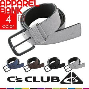 ベルト メンズ ベロア調 ブラック バックルベルト C'sCLUB シーズクラブ 作業用ベルト|ap-b