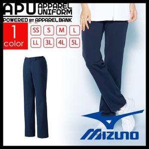MZ-0166  Mizuno パンツ[女]   《カラー》C-5 ネイビー 《機能》吸汗速乾、スト...