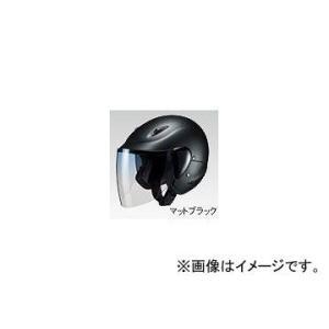 2輪 マルシン工業 セミジェットヘルメット M-510 カラー:マットブラック サイズ:フリーサイズ(57〜60cm) JAN:4980579510901