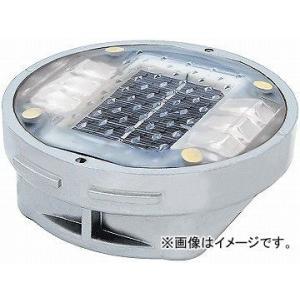 日動工業/NICHIDO ソーラーLEDロードマーカー 点灯タイプ ホワイト YH-DD1OW apagency02