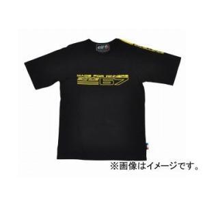 2輪 エルフ Tシャツ ブラック ET-122|apagency02