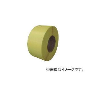 積水 梱包機用PPバンド J−S1タイプ1巻梱包15.5×2500m イエローの商品画像|ナビ