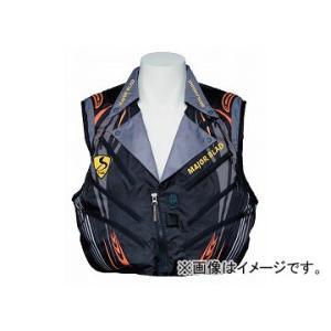 下野/SHIMOTSUKE MJB鮎メッシュベストHS SMV-300 ブラック サイズ:M,LL,3L apagency02
