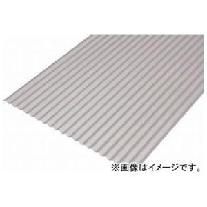 IRIS 硬質塩ビ波板 8尺 乳白 NIPVC-808-MW(5136563) 入数:10枚|apagency02