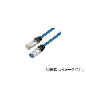パンドウイット カテゴリ6A細径シールドパッチコード 3m 青 STP28X3MBU(7852312)|apagency02