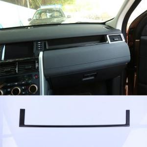AL 光沢 ブラック ABS クローム 助手席 U 字型 装飾 フレーム トリム ローバーディスカバ...