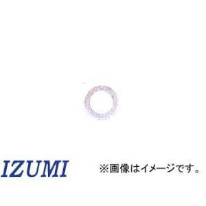 泉産業貿易/IZUMI オイルパンドレンパッキン ドレンパッキン DP-H111 入数:50枚