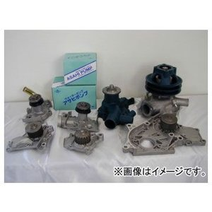 water pump ポンプ アサヒポンプ 小松製作所 フォークリフト PC100-5/6 S4D9...