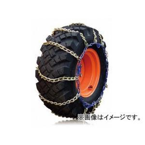SCC JAPAN ミニホイールローダー用合金鋼チェーン 品番:KA68143 主な適合サイズ:15.5/60-18
