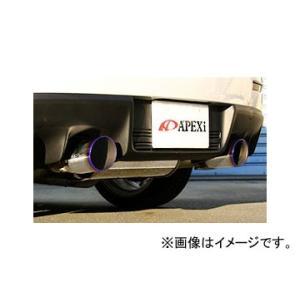 アペックス RSエボリューション Heat Gradation Version マフラー 113AM013-B ミツビシ ランサーエボリューションX CBA-CZ4A 4B11(T/C)