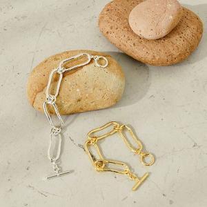 トゥデイフル TODAYFUL レディース  Twist Chain Bracelet ツイスト チェーン ブレスレット 12010913 (全2色) 2021春 新入荷|apakabar-style