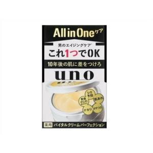 UNO(ウーノ) ウーノ バイタルクリームパーフェクション 90g オールインワン シトラスグリーンの香り(微香性) aparagiya