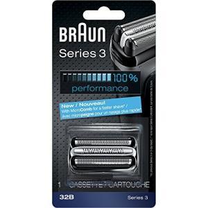 ブラウン シェーバー シリーズ3網刃・内刃一体型カセット32B(F/C32B-6と同等品)並行輸入品