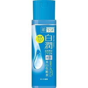 肌ラボ 白潤 薬用美白化粧水 高純度アルブチン×ビタミンC×和漢ハトムギエキス配合 170mL 【医薬部外品】|aparagiya