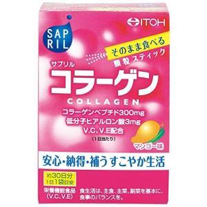 井藤漢方製薬 サプリル コラーゲン 約30日分 2gX30袋 aparagiya