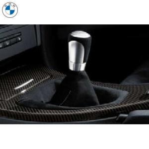 BMW純正 Performance シフトノブ・ブーツ(M3を除く右ハンドルMT車用)|apdirect