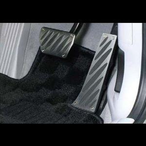 BMW純正 Performance アルミ・ペダル・セット(AT車用)|apdirect