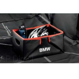 BMW純正 ラゲッジ・コンパートメント・ボックス ブラック/レッド(Sport)|apdirect
