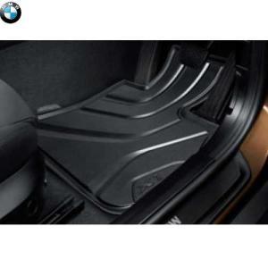 BMW純正 オールウェザー・マット・セット(フロント&リヤ)(右ハンドル車用)(F48 X1)|apdirect