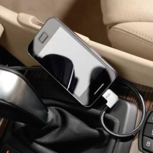 MINI純正 USBアダプターケーブル (アップルiPod/iPhone 4/4s(30ピン))|apdirect