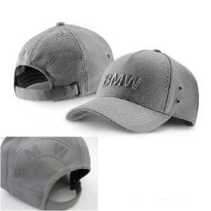 BMW純正 ワードマーク・ キャップ 58cm(スペース・グレー) 帽子|apdirect