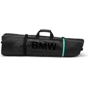 BMW純正 GOLFSPORT COLLECTION トラベル・バッグ(ブラック) apdirect