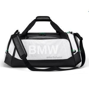 BMW純正 GOLFSPORT COLLECTION スポーツ・バッグ(ホワイト/ブラック) apdirect