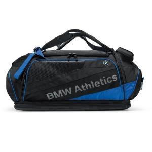 BMW純正 スポーツ・バッグ(ブラック/ブルー) apdirect
