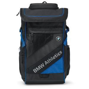BMW純正 バック・パック(ブラック/ブルー) apdirect