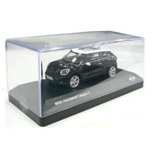 MINI ミニチュアカー R61 COOPER S PACEMAN (アブソリュート ブラック)(サイズ:1/43)|apdirect
