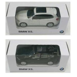 BMW ミニチュアカー X5 F15 1/64 スケール 白...