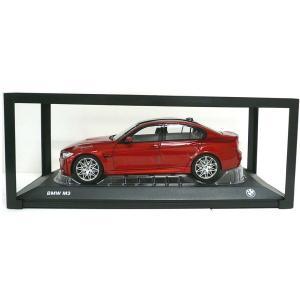 BMW ミニチュアカー M3(F80)(サイズ:1/18)(サキール オレンジ メタリック)|apdirect