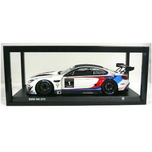 BMW ミニチュアカー M6 GT3 (サイズ:1/18)...