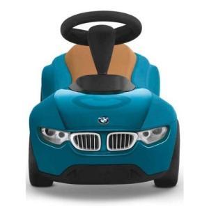 BMW純正 ベビーレーサー3 ブルー/キャラメル 乗用玩具 ...