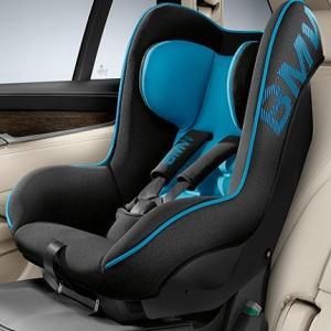 BMW純正 ジュニアシートクラス1 (ブラック/ブルー) apdirect