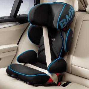 BMW純正 ジュニア・シート・クラス2/3(ブラック/ブルー) apdirect