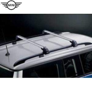 【適合車種】 クラブマン:R55   ※ルーフレール装備車用   重量:約5.0kg 最大許容荷重:...