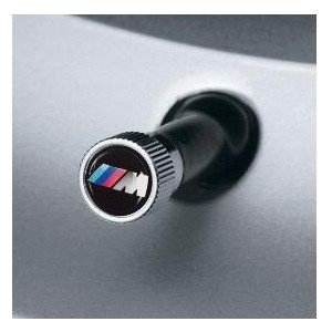 BMW純正 クローム バルブキャップ 4個セット(1台分)