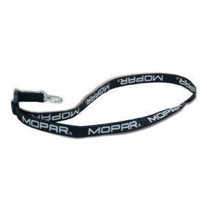 MOPAR(モパー)ネックストラップ(ブラック/ホワイト)|apdirect