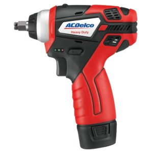 "ACDELCO 3/8"" コンパクト 電動インパクトレンチ 充電式 コードレス【バッテリー充電器別売】