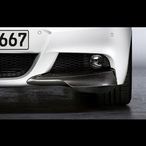 BMW純正 Performance カーボン・エアロダイナミック・フロント・スプリッター(E90/E91 〜2008.9、M3を除く)|apdirect