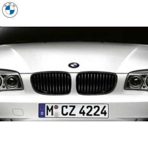 BMW純正 Performance ブラック・キドニー・グリル(E82/E88/E87 2007.03〜)|apdirect