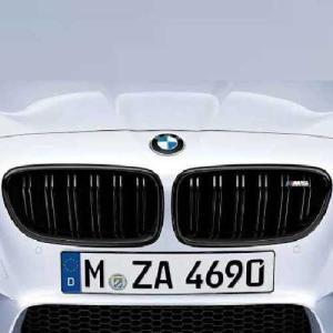 BMW純正 M performance ブラック・キドニー・グリル(F10 M5)|apdirect