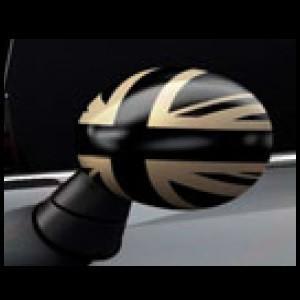 MINI ミラー・カバー  GOLD JACK(ゴールドジャック)(F54/F55/F56/F57)