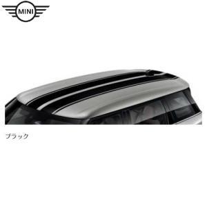 MINI スポーツ ストライプ セット(ルーフ セット)(F54)(ブラック/ホワイト/レッド)