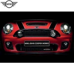 MINI エンジンフード・ストライプ(ブラック)COOPER(R55/R56/R57)2010.8〜,ONE(R56)2010.8〜,COOPER S(R55/R56/R57),JCW(R55/R56/R57)