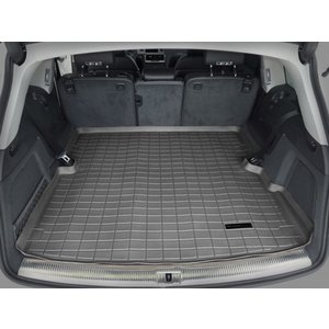 Audi(アウディ)Q7(4L)(2006〜2015年)カーゴライナー/ラゲッジマット(ブラック)|apdirect