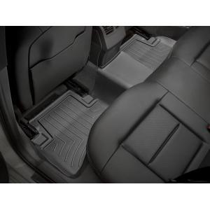 MERCEDES BENZ(メルセデス ベンツ) Eクラス S212 ワゴン(2010〜2015年)右ハンドル車用 フロアマットセット(リア)(ブラック)|apdirect