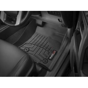 TOYOTA(トヨタ)ランドクルーザープラド150(2014年〜2017年)右ハンドル車 フロアマット/フロアライナー(フロント&リア)(ブラック)|apdirect